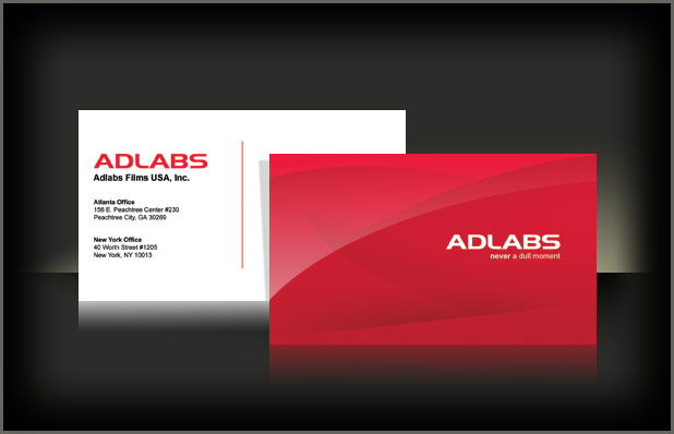 Adlabs Films, USA